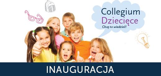 Inauguracja Collegium Dziecięcego