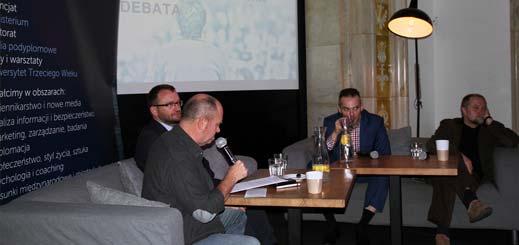 Collegium w Studio – inauguracja cyklu debat
