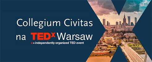 """In a heartbeat"" – Collegium Civitas partnerem TEDx Warsaw w muzeum POLIN."