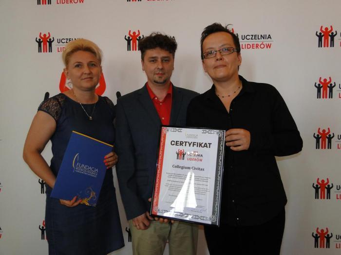 dr Anna Siwek, Anna Kicińska, Paweł Zreda