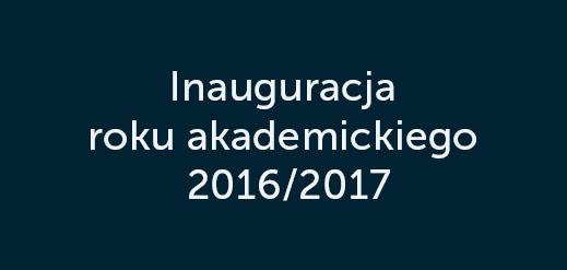 Inauguracja po raz dwudziesty!