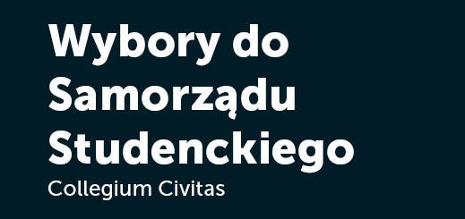 Wybory do Samorządu Studenckiego Collegium Civitas