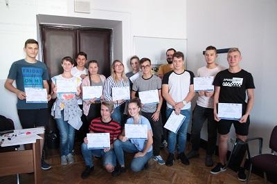 Collegium Młodych II edycja