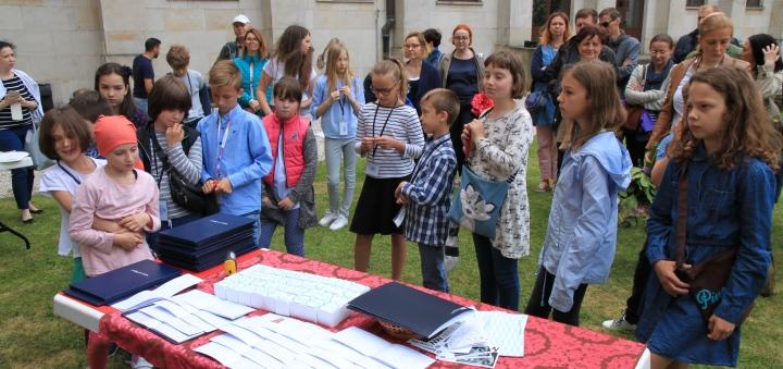 Zakończyliśmy rok akademicki w Collegium Dziecięcym