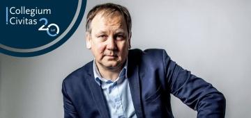 Cezary Łazarewicz laureatem nagrody NIKE 2017