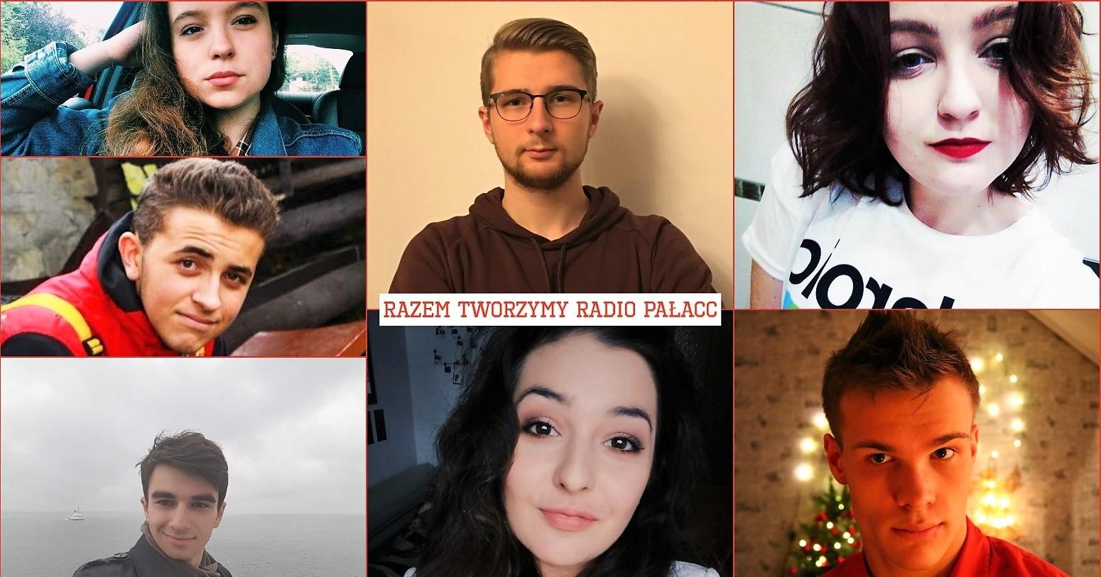 Rusza studenckie Radio Pałacc!