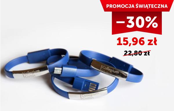 Bransoletka – kabelek USB typu B