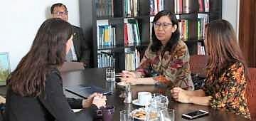 Współpraca z Indonezją