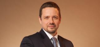 Rafał Trzaskowski, President of Warsaw