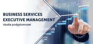 Pierwszy w Polsce kompleksowy program Business Services Executive Management