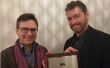 Professor Rafał Pankowski honored with the Paul Ehrlich-Gunther K. Schwerin Human Rights Award