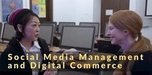 Social Media Management & Digital Commerce