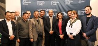Wizyta studyjna delegacji policjantów Special Branch Public Security Directorate z Jordanii