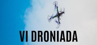 Konkurs zespołów akademickich Droniada 2019
