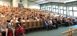 Collegium Civitas na zakończeniu roku Akademii Liderów Oświaty