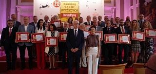Collegium Civitas ponownie w czołówce rankingu Perspektyw