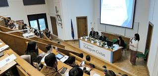 Seminar: The Progress of ASEAN Economic Community