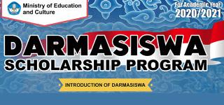 Darmasiswa Scholarship Program 2020/2021