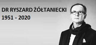 Pożegnanie dr. Ryszarda Żółtanieckiego