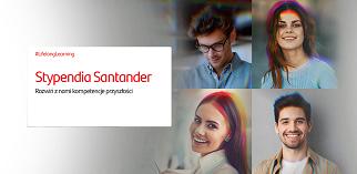 Nabór do programów rozwojowych w ramach Stypendiów Santander #LifelongLearning